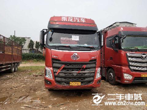 东风柳汽 乘龙 H7重卡 500马力 6X2R
