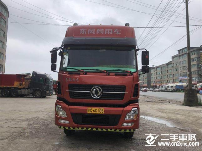 東風 天龍 385馬力 6×2 牽引車(DFL4250AX2A)