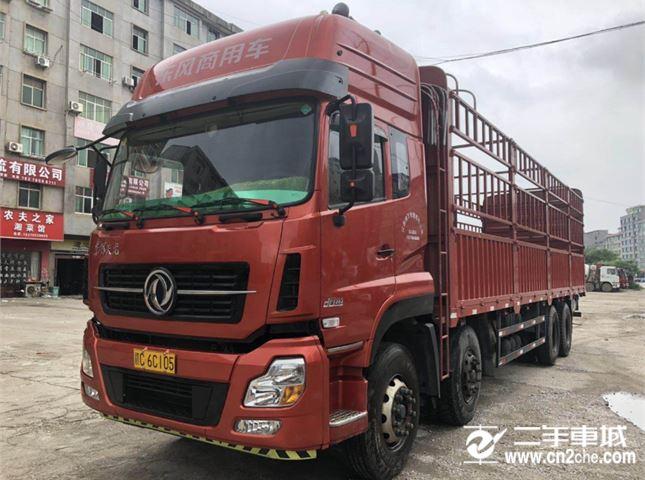 东风 天龙 牵引车 385马力 6×2 牵引车(DFL4250AX2A)