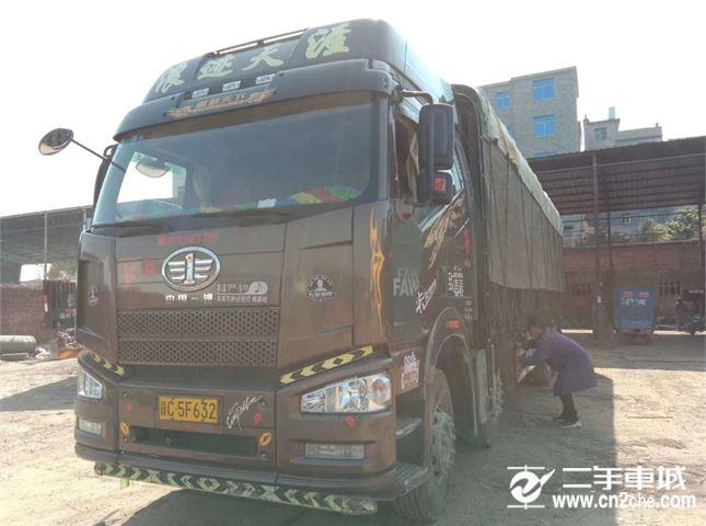 一汽解放 J6P 350