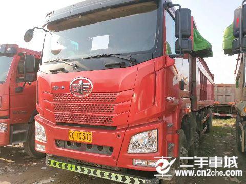 青島解放 JH6 重卡 430馬力 8X4 8.8米自卸車(CA3311P27K15L6T4E5A80)