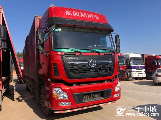 东风 天龙 292动力6X2载货车