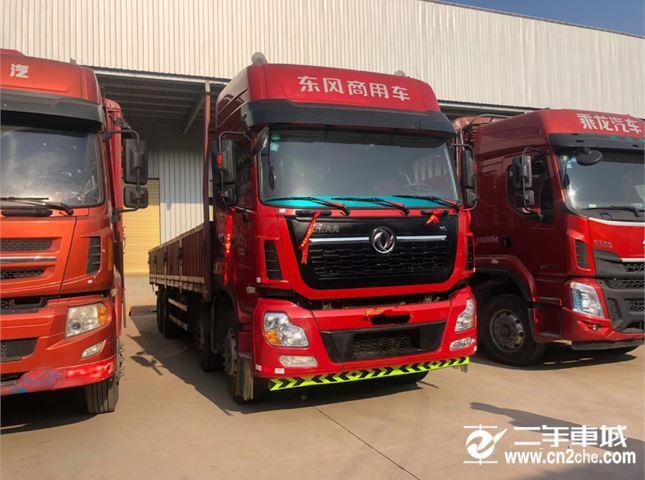 东风 天龙 420动力8X4载货车