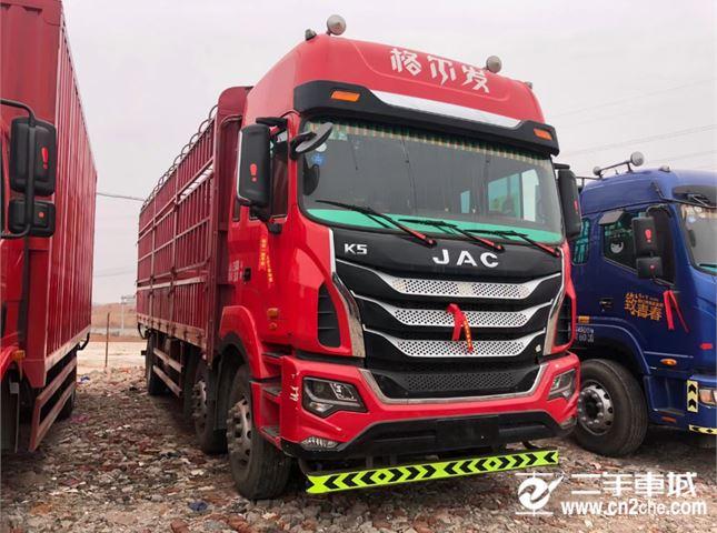 江淮 江淮格尔发K系列 240动力6X2载货车