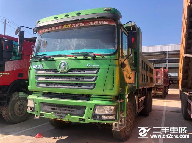 陕汽重卡 德龙F3000 336动力6X4自卸车