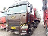 一汽解放 J6P 牵引车 重卡 领航版复合型 460马力 6X4牵引车(CA4250P66K24T1A1E5)