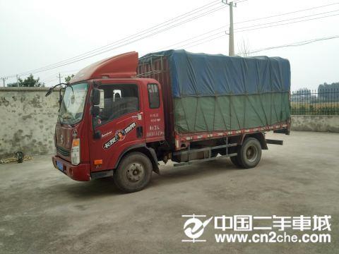 大运汽车 N8 大运奥普力轻型仓栅式