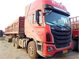 江淮 江淮格尔发K系列 牵引车 K5重卡 430马力 6X4牵引车(HFC4251P12K7E33S3V)