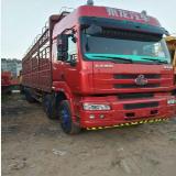东风柳汽 乘龙M5 自卸车  重卡 288马力 6X4