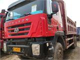 依维柯 杰狮 自卸车 重卡 340马力 6X4