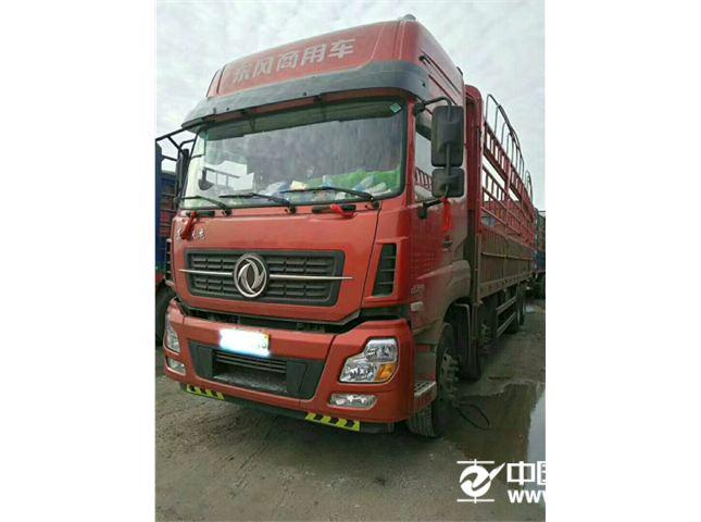 东风 天龙 420马力载货车