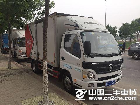 福田 欧马可 5 168马力 厢式轻卡(BJ1139VJPEK-F1)