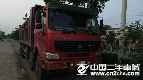 中国重汽 豪沃   336马力