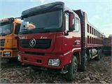 陕汽重卡 德龙X3000 德龙X3000,刚好一年,国五,430马力,8.6货箱,带全