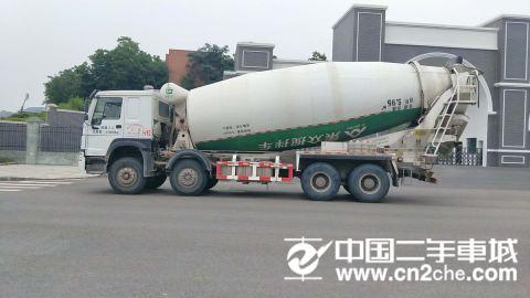 中国重汽 威泺 豪泺四桥380马力