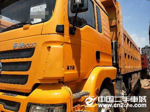陕汽重卡 德龙M3000 重卡 375马力 6×4 自卸车(SX3256DR3841)