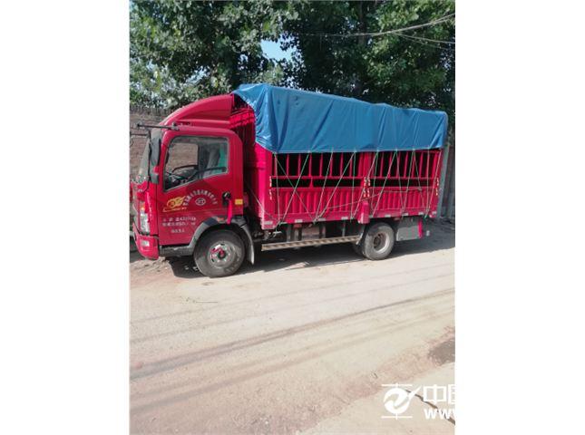 中国重汽 豪沃 悍将143马力,