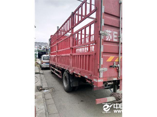 江淮 江淮格尔发A系列 A5L中卡 160马力 4X2 6.8米排半仓