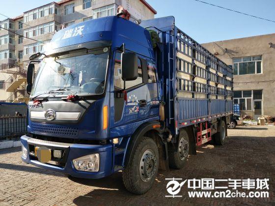 福田 瑞沃 RC2 180马力 6X2 载货车
