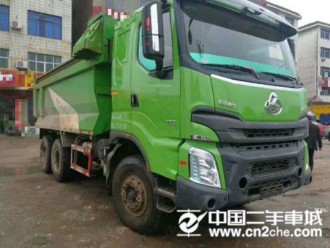东风柳汽 乘龙 350马力H7自卸车