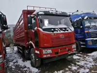 一汽解放 J6 7.8前四后四载货车