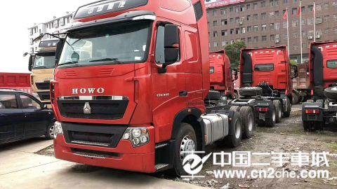 中国重汽 豪沃 国五牵引车头