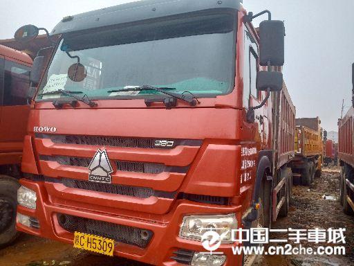 中國重汽 豪沃 后八輪自卸車