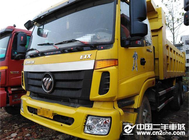 福田 欧曼 自卸车 ETX 9系重卡 336马力 6X4 自卸车(BJ3251DLPJB-S5)