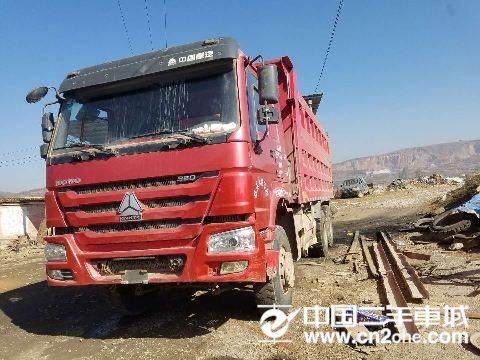中國重汽 豪沃 380