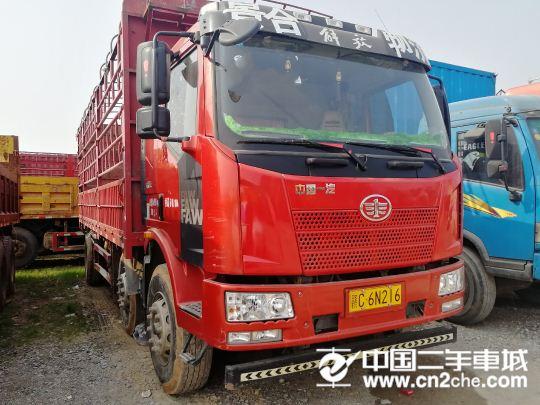 一汽解放 J6 240马力,载货车