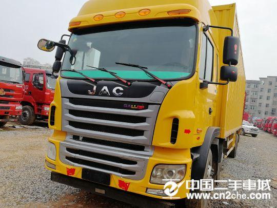 江淮 江淮格尔发H系列 245马力,载货车