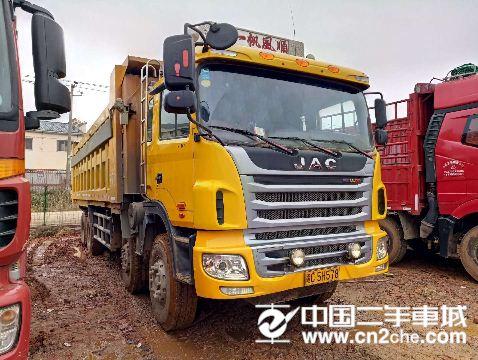 江淮 江淮格尔发A系列 A5W重卡 标载版 375马力 6X2牵引车(HFC4251P1K6D26S3V)
