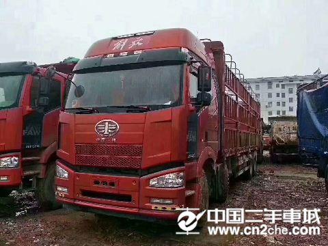 一汽解放 J6P 420马力,载货车