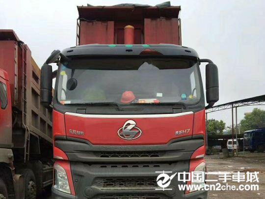 东风柳汽 乘龙 H7重卡 350马力 8X4