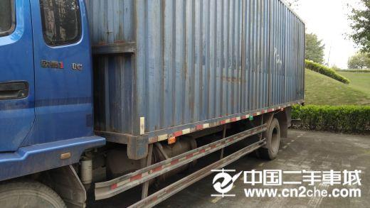 福田 欧马可 170马力 4X2 厢式载货车(BJ5169XXY-F1)