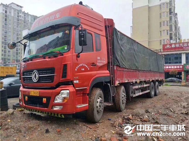 東風 天龍 315動力8X4載貨車
