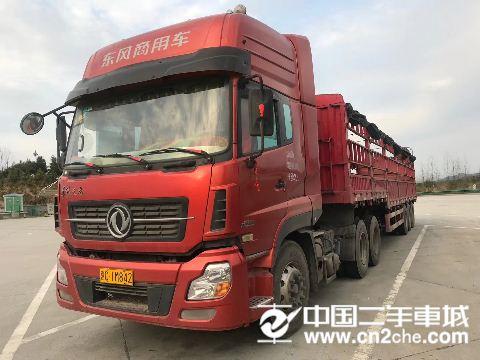 東風 天龍 450馬力牽引車