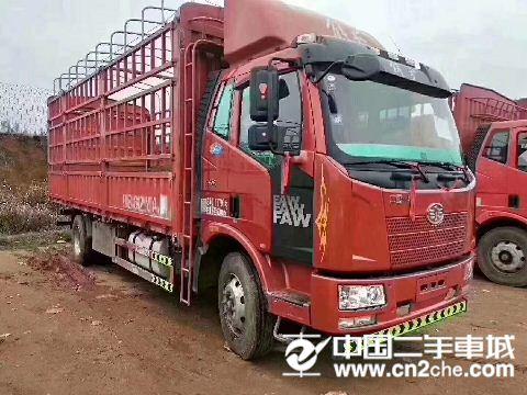 一汽解放 J6 180馬力單橋貨車