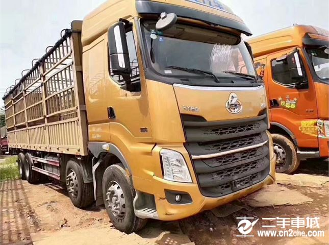 东风柳汽 乘龙 H7重卡 350马力 6X2