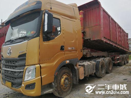 东风柳汽 乘龙 H7重卡 500马力 6X4