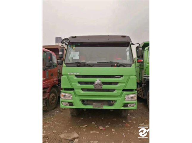 中国重汽 豪沃 国四精品自卸车