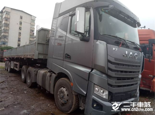 江淮 江淮格爾發K系列 K7重卡 豪華版 460馬力 6X4牽引車(HFC4252P13K8E33S3V)