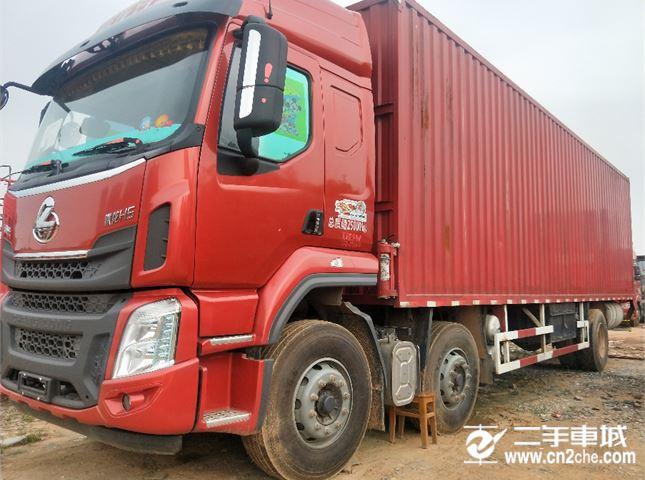 東風柳汽 乘龍 H5 240馬力 6X2 9.6米廂式載貨車(LZ5250XXYM5CB)