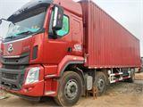 东风柳汽 乘龙 H5 240马力 6X2 9.6米厢式载货车(LZ5250XXYM5CB)