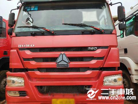 中國重汽 豪沃 380馬力重載工程車