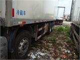 一汽解放 J6P 解放前四后八冷藏車