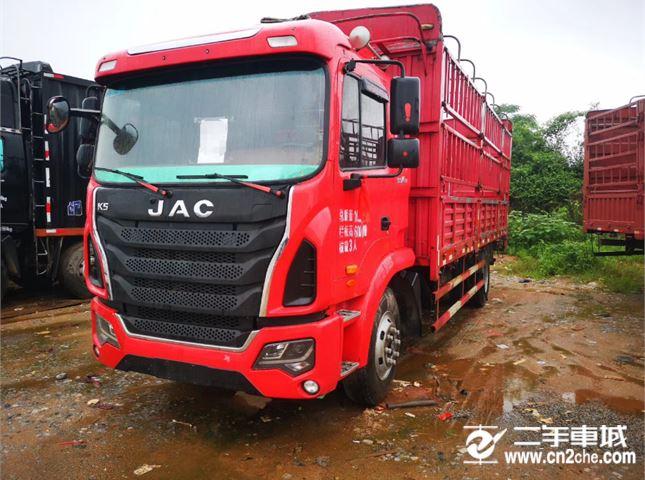 江淮 江淮格爾發K系列 中卡 180馬力 4X2 6.8米欄板載貨車(HFC1161P3K1A50S1V)