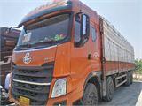 東風柳汽 乘龍 載貨車 H7重卡 350馬力 8X4 9.6米欄板