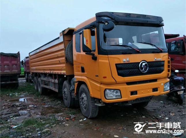 陜汽重卡 德龍X3000 430動力8X4自卸車