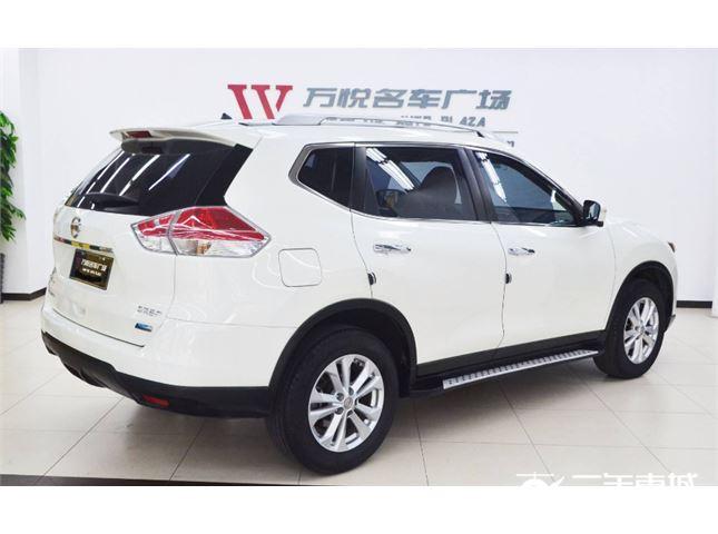 日產 奇駿 2.5L CVT 豪華版 四驅